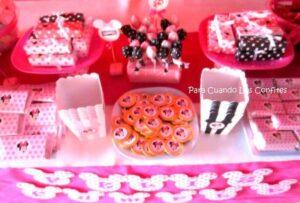 Candy bar: infantil
