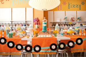 Candy bar: cumpleaños