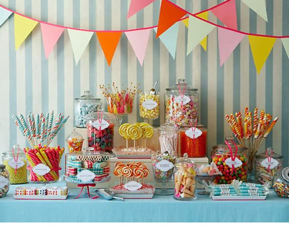 Candy bar ideas de negocios originales y rentables
