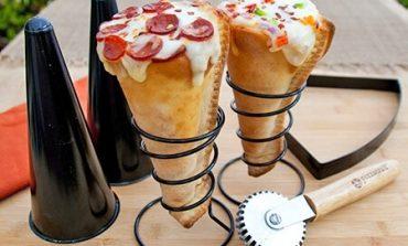 Pizza en Cono – Rompe el molde con un producto innovador