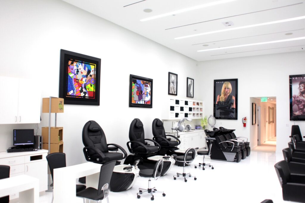 Salon de belleza como Idea de Negocio rentable e Innovador