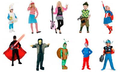 Tienda de disfraces para niños como idea de negocio creativo