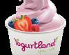 Yogurtland México. Sucursales de la exitosa franquicia de helados exóticos.