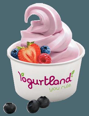 Franquicia de helado Yogurtland