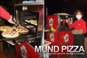 Pizzas Moviles