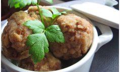 Albóndigas de pollo de la abuela - Recetas de cocina