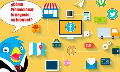 Ideas para Promocionar tu Negocio en Internet