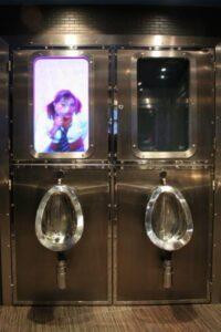baños curiosos