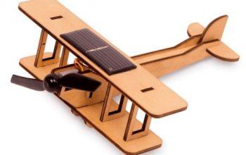 Negocio novedoso - Juguetes de Madera Que Funcionan Con Energía Solar