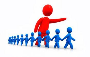 Se el Líder del movimento para formar su negocio rentable