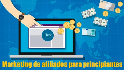 marketing de afiliados para principiantes