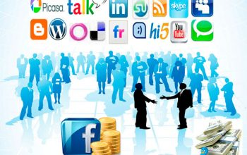 Los Ingresos de Publicidad de Medios Sociales podrían llegar a $ 9.2B en 2016