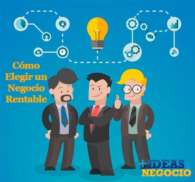 Tips para seleccionar ideas de negocios rentables de manera segura