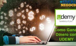 Cómo ganar dinero con Udemy