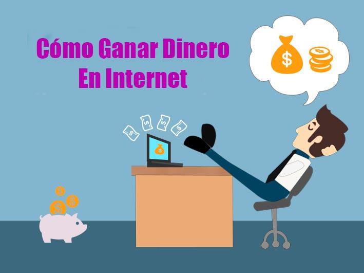 como ganar dinero en internet
