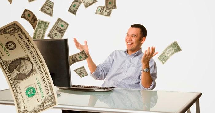 mitos sobre ganar dinero por internet