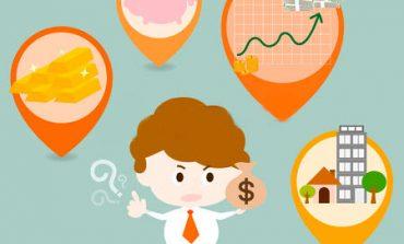 4 tipos de inversión que requieren muy poco dinero