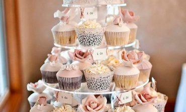 Cómo preparar cupcakes para boda