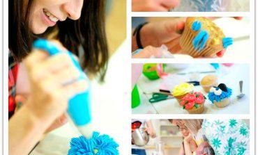 Formas de como decorar cupcakes