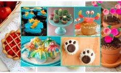 Ideas de cómo hacer cupcakes
