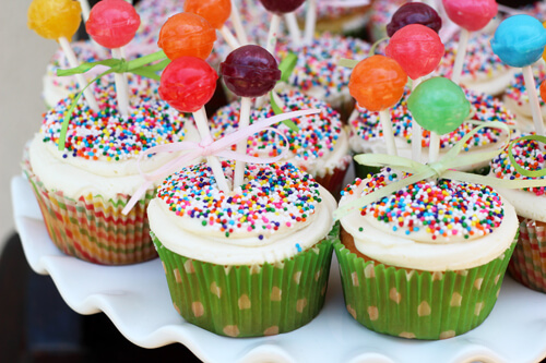 birthday cupcake ideas ideas originales para cupcakes decoraci 243 n y recetas 31587