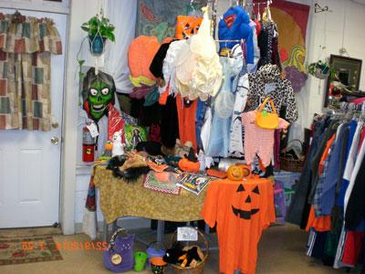 Tienda de disfraces como idea de negocio original