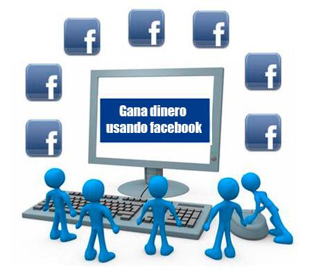 Como ganar dinero en pagina de facebook