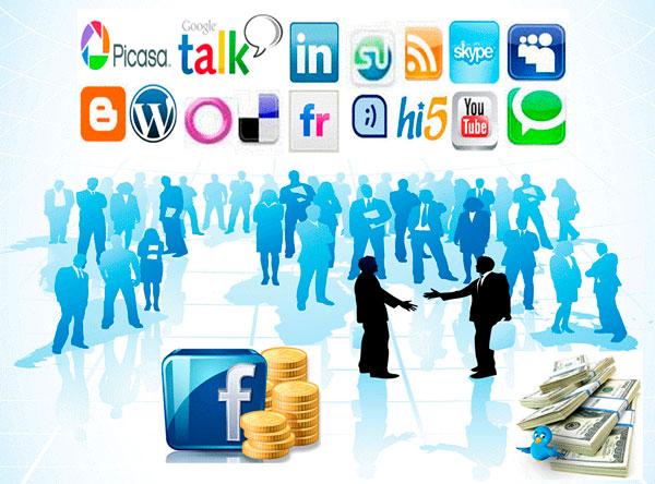 Ingresos de Publicidad de Medios Sociales