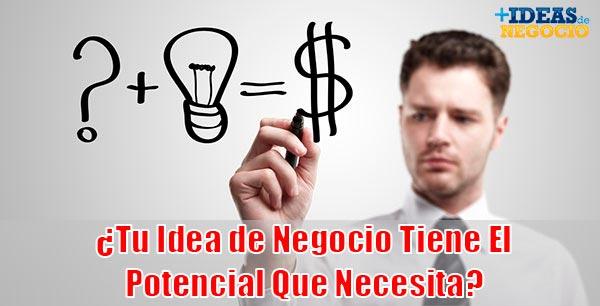 Investiga Si Tu Idea de Negocio Tiene El Potencial Que Necesita