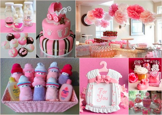 Candy baby shower ideas
