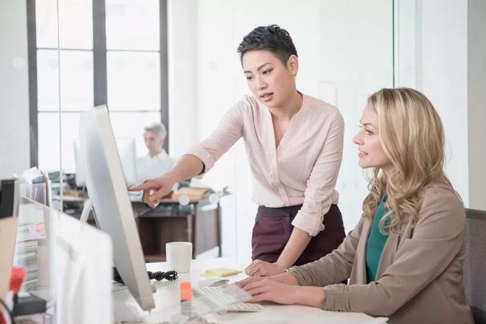Objetivo de una mujer emprendedora